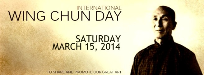 International Wing Chun Day - Ip Man